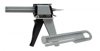 MANUAL DISPENSING GUN FOR ADHESIVES