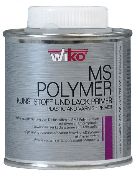 MS POLYMER PLASTIC AND LACQUER PRIMER