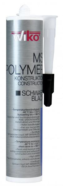 MS POLYMER CONSTRUCTION BLACK